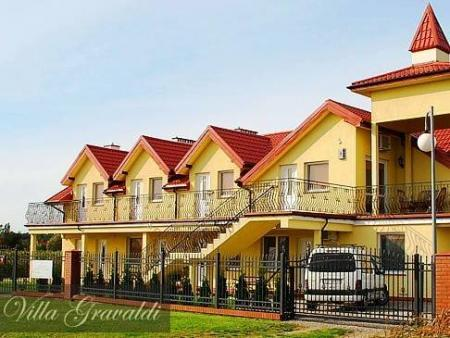 Villa Gravaldi - Rowy