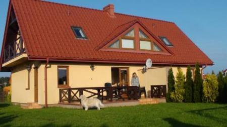 Dom w Rowach - Rowy