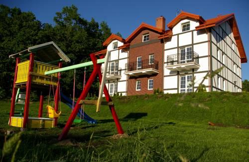 Villa Pod żaglami - Rusinowo