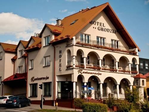 Hotel Grodzki - Sandomierz