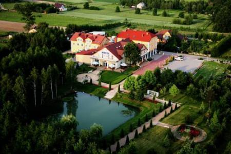 Hotel Chabrowy Dworek - Seroki Wieś