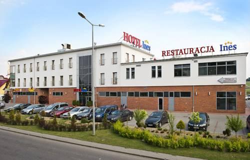 Hotel Ines - Sędziszów Małopolski