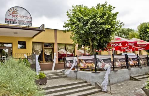Restauracja i Kawiarnia Słoneczna - Sępólno Krajeńskie