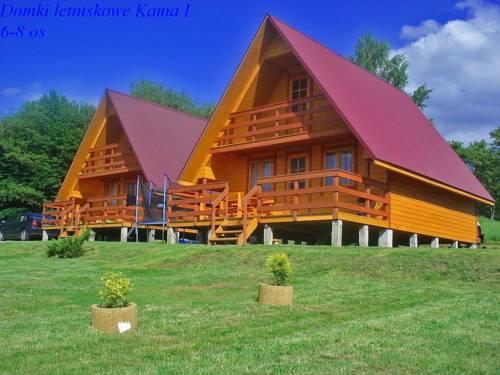 Domki Letniskowe Kama - Solina