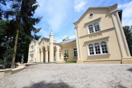 Hotel Dwór Sójki - Sójki