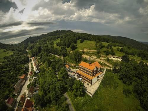 Hotel Srebrna Góra - Srebrna Góra