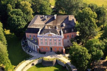 Pałac Kurozwęki - Staszów