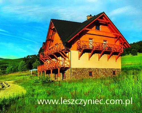 Gościniec Leszczyniec - Stronie Śląskie