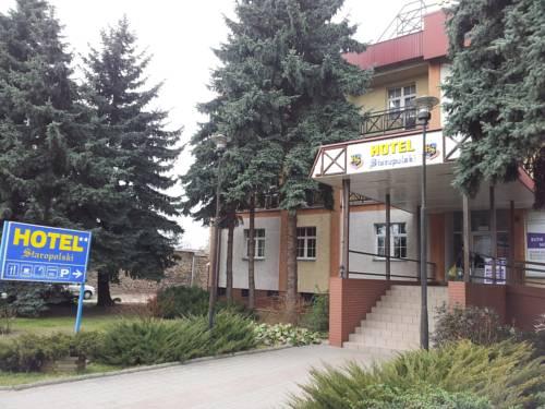 Hotel Staropolski - Strzelce Krajeńskie