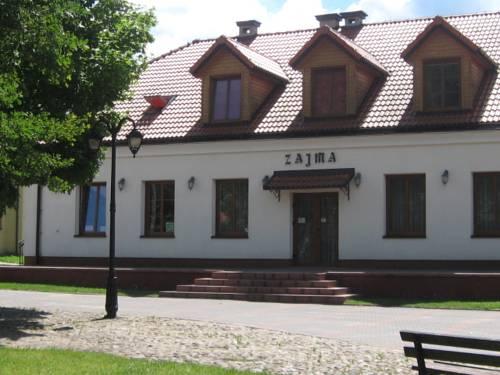 Pensjonat Zajma - Supraśl