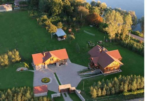 Apartament Osowa nad jeziorem Okmin - Suwałki