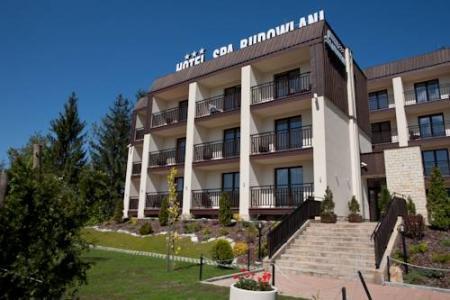 Hotel SPA Budowlani - Szczawnica
