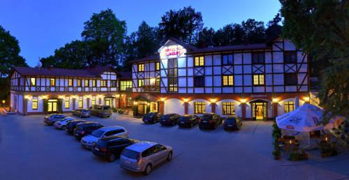 Hotel Camelot - Szczawno-Zdrój