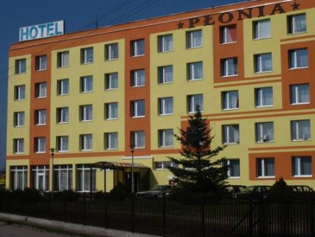 Hotel Płonia - Szczecin