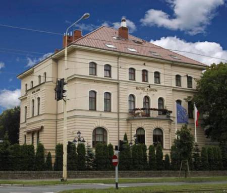 Hotel Atrium - Szczecin