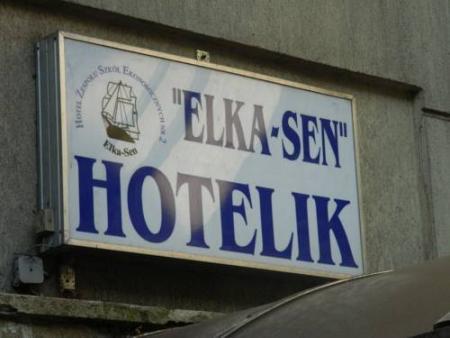 Hotelik Elka-Sen - Szczecin