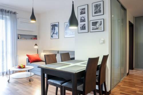 Apartamenty Starówka - Riverside - Szczecin