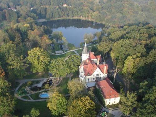 Hotel Bursztynowy Pałac - Świeszyno