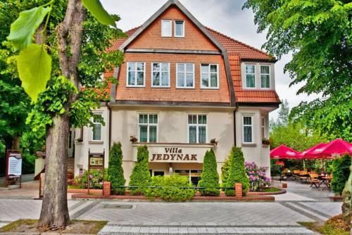 Villa Jedynak - Świnoujście