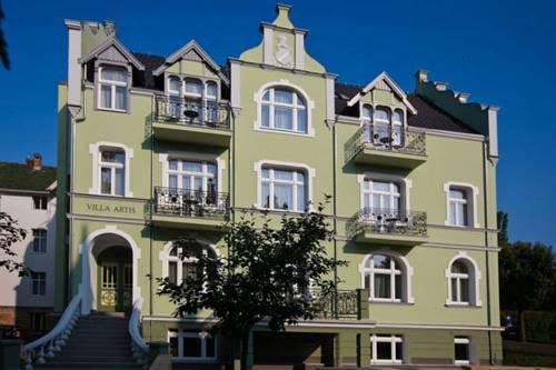 Apartamenty Villa Artis - Świnoujście