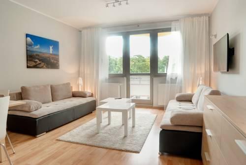 Apartamenty Sun&Snow Zdrojowa Park - Świnoujście
