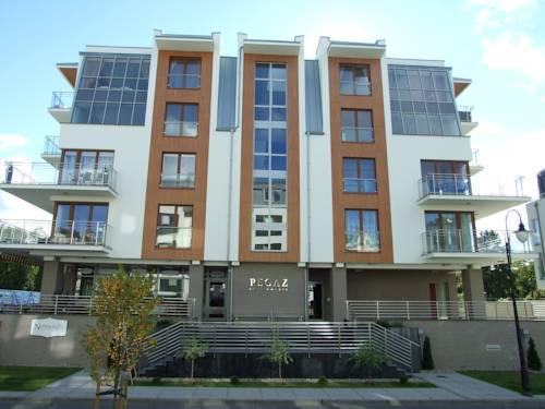 Apartment Pegaz & Aqua Marina - Świnoujście