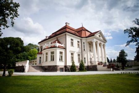 Pałac Tłokinia - Tłokinia Kościelna