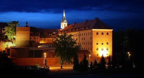 Hotel Bulwar - Toruń