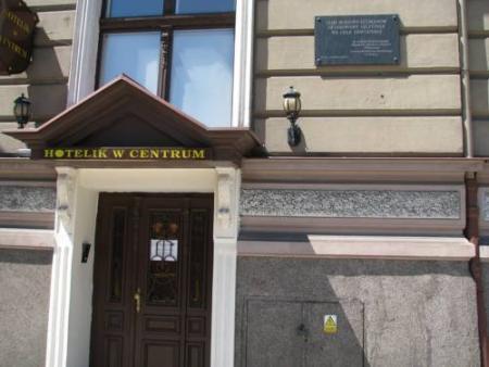 Hotelik w Centrum - Toruń