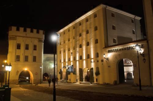 Hotel Spichrz - Toruń