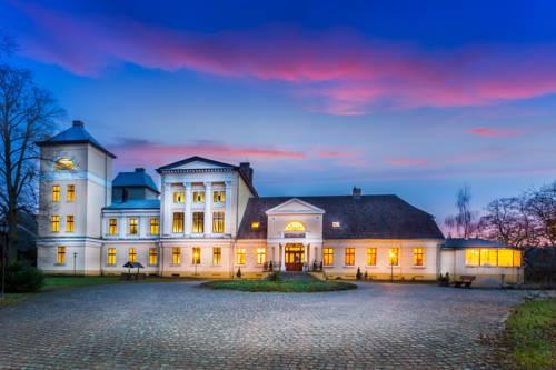 Pałac Jabłonowo - Ujście