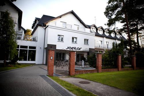 Hotel Jantar - Ustka
