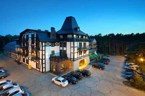 Hotel Royal Baltic Luxury Boutique - Ustka