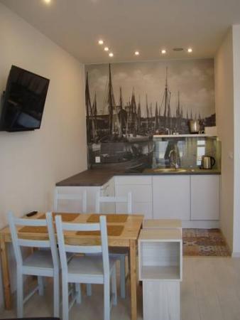 Apartament Bulwar Portowy - Ustka