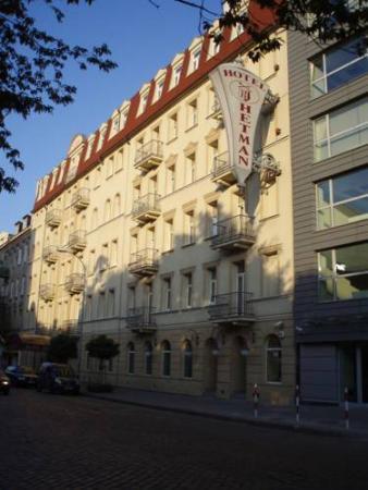 Hotel Hetman - Warszawa