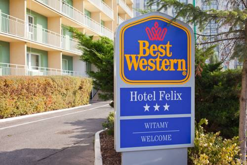 Best Western Hotel Felix - Warszawa