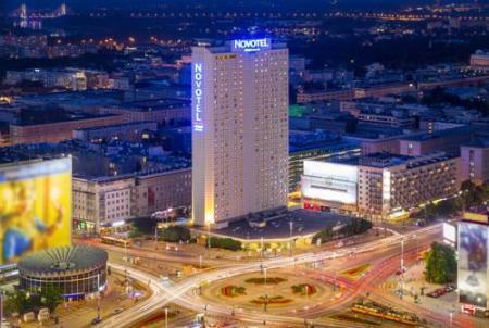 Novotel Warszawa Centrum - Warszawa