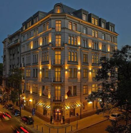 Hotel Rialto - Warszawa