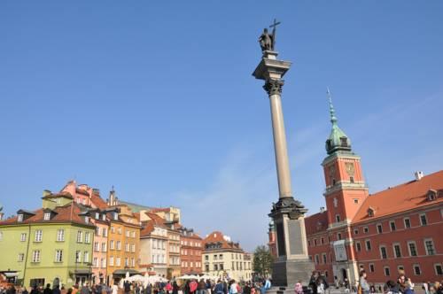 Royal Castle Square Apartment Warsaw - Warszawa