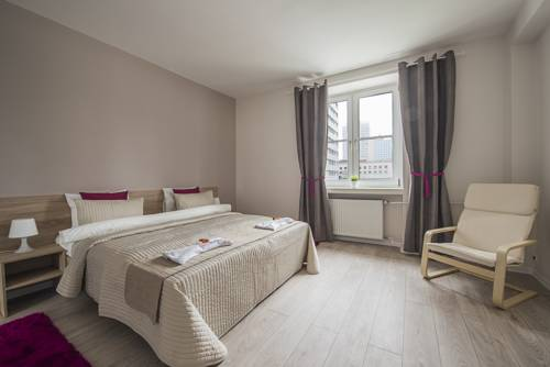 Solatium Apartments - Warszawa