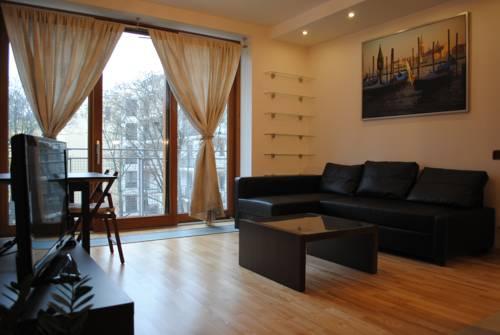 Apartment Nowogrodzka - Warszawa