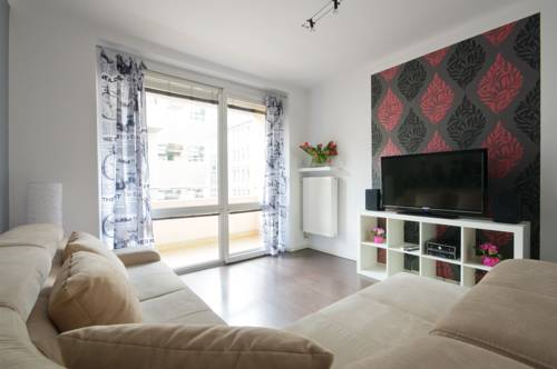 Loko Apartments Nowogrodzka - Warszawa