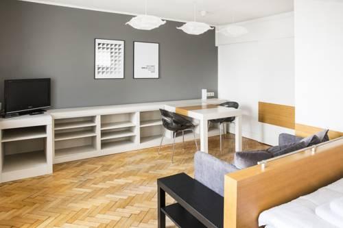 Accommodo Apartaments Emilii Plater - Warszawa