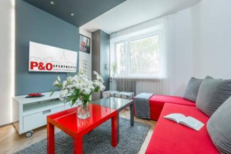 Rondo ONZ P&O Apartments - Warszawa
