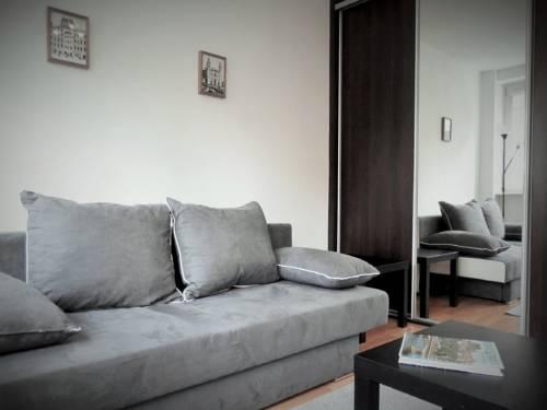 Roommate Apartments Grzybowski - Warszawa