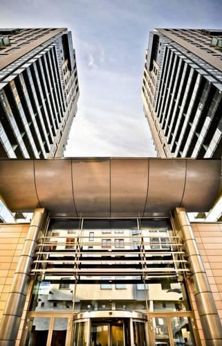 Platinum Towers MJ Apartments - Warszawa