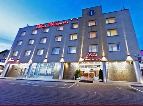 Hotel Witkowski - Warszawa