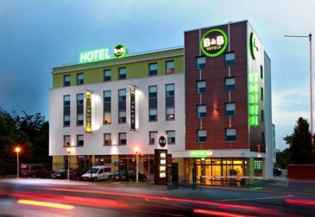 B&B Hotel Warszawa-Okęcie - Warszawa