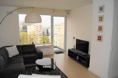 Hosapartments Atelier Residence - Warszawa