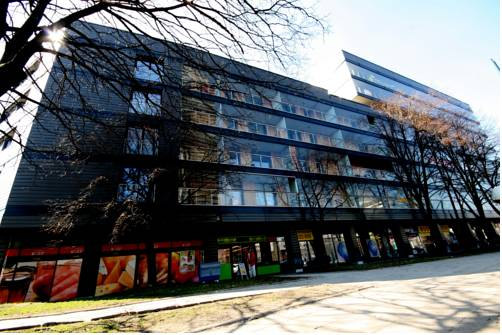 Towarowa Residence - Warszawa